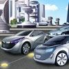 Игра Неоновый паркинг