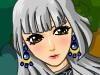 Игра Одевалка: Принцесса Силы