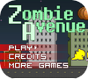 Игра Зомби на авеню