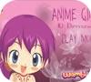 Игра Поиск отличий: Девочка из Аниме