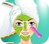 Игра Сказочный макияж с блестками