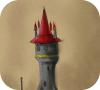 Игра Пять отличий: Башня волшебника