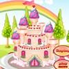 Игра Кулинария: Торт замок принцессы