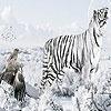 Игра Поиск чисел: Зима на ферме