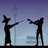 Игра Тыквы-зомби