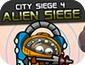 Игра Город в осаде 4: Пришельцы