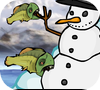 Игра Кровожадные пираньи 4 - Рождественские уровни