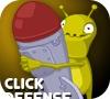 Игра Click defense: green danger
