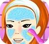 Игра Новогодний сверкающий макияж