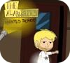 Game The Alan Show : haunted school