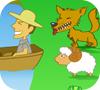 Игра Волк, Овца и капуста