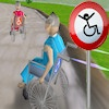 Игра 3D Wheelchair Racing