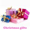 Игра Поиск отличий: Рождественские подарки