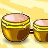 Игра Удары в барабаны