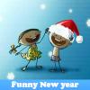 Игра Поиск предметов: Веселый Новый Год