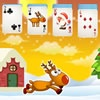 Игра Пасьянс: Санта