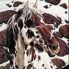 Игра Пятнашки: Лошадь