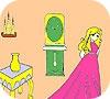 Игра Раскраска: Одинокая леди