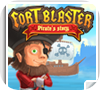 Game Fort Blaster. Ahoy There!