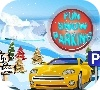 Game Fun Snow Parking