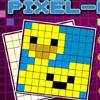 Игра Цветное пиксельное соединение