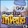 Игра Пасьянс: Три кристалических пика