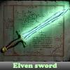 Игра Различия: Эльфийский меч