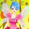 Игра Одевалка: Принцесса-фея