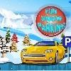 Игра Зимний паркинг