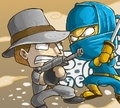 Игра Война Ниндзя и Мафии