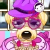 Игра Одевалка: Стилист для щенка