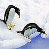 Игра Пазл: Пингвины