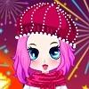 Игра Одевалка: Веселая зима
