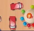 Игра Парковка игрушечных автомобилей