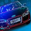 Игра 3D Неоновая гонка