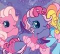 Игра Танцующие пони