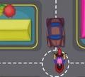 Игра Парковка у спа-салона