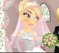 Игра Свадебное платье Братц