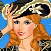 Игра Одевалка: Капитан пиратов