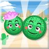 Игра Катающиеся кактусы