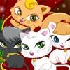 Игра Забота о котятах