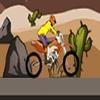 Игра Пыльные мотогонки