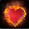 Игра Поиск отличий: Огненное Сердце