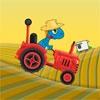 Игра Тракторные гонки