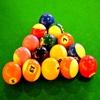 Игра Пазл: Бильярдные шары