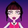 Игра Одевалка: Девушка-монстр 1