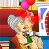 Игра Возраст поцелуям не помеха