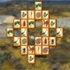 Игра Маджонг:Протоцератопс