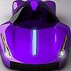 Игра Пазл: Фиолетовый концепт