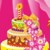 Игра Кулинария: Сладний свадебный торт